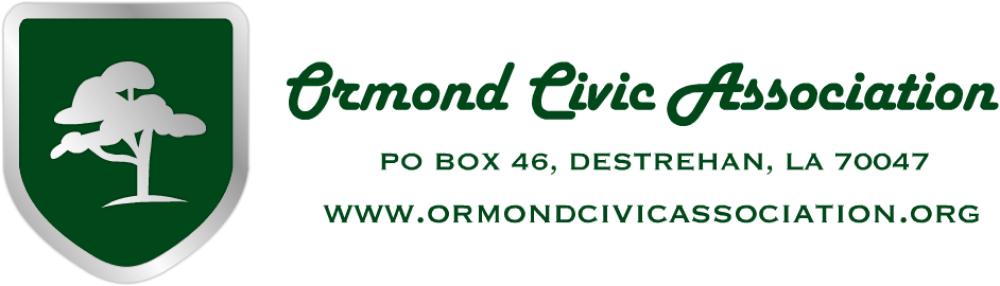 Ormond Civic Association Inc